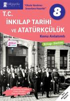 Bilgiyolu - 8.Sınıf - T.C.İnkılap Tarihi ve Atatürkçülük - Konu Anlatımlı