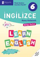 Bilgiyolu - 6.Sınıf - İngilizce - Konu Anlatımlı