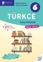 Bilgiyolu - 6.Sınıf - Türkçe - Konu Anlatımlı