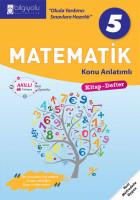 Bilgiyolu - 5.Sınıf - Matematik- Konu Anlatımlı