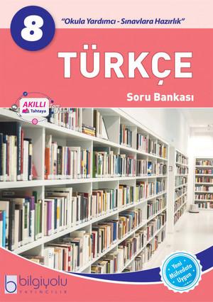 Bilgiyolu - 8.Sınıf - Türkçe - Soru Bankası