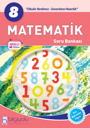 Bilgiyolu - 8.Sınıf - Matematik - Soru Bankası