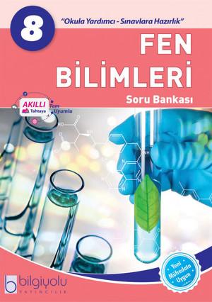 Bilgiyolu - 8.Sınıf - Fen Bilimleri - Soru Bankası