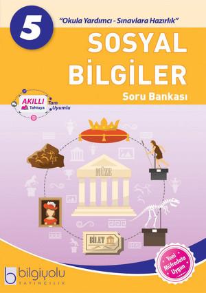 Bilgiyolu - 5.Sınıf - Sosyal Bilgiler - Soru Bankası