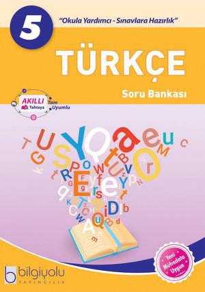 Bilgiyolu - 5.Sınıf - Türkçe - Soru Bankası