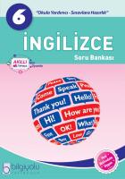 Bilgiyolu - 6.Sınıf - İngilizce - Soru Bankası-yeni