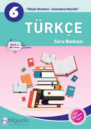 Bilgiyolu - 6.Sınıf - Türkçe - Soru Bankası
