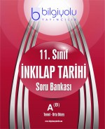 BİLGİYOLU 11.SINIF TARİH  SORU BANKASI A