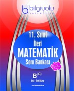 BİLGİYOLU 11.SINIF İLERİ MATEMATİK SORU BANKASI B
