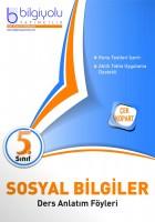 BİLGİYOLU 5.SINIF SOSYAL BİLGİLER (2015)