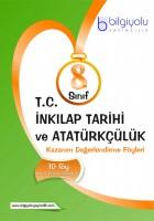 8. SINIF İNKİLAP TARİHİ KAZANIM D. FÖYÜ