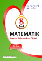 8. SINIF MATEMATİK KAZANIM D. FÖYÜ