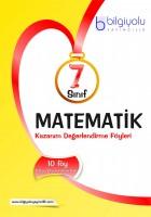 7. SINIF MATEMATİK KAZANIM D. FÖYÜ