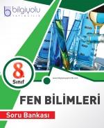 BİLGİYOLU 8.SINIF FEN BİLİMLERİ SORU BANKASI