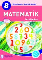 Bilgiyolu - 8.Sınıf - Matematik - Soru Bankası-YENİ