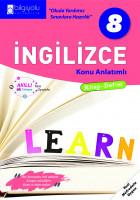 Bilgiyolu - 8.Sınıf - İngilizce - Konu Anlatımlı-YENİ