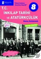 Bilgiyolu - 8.Sınıf - T.C.İnkılap Tarihi ve Atatürkçülük - Konu Anlatımlı-(2018-2019)