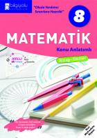 Bilgiyolu - 8.Sınıf - Matematik- Konu Anlatımlı-(2018-2019)