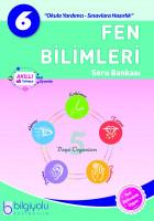 Bilgiyolu - 6.Sınıf - Fen Bilimleri - Soru Bankası-YENİ