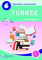 Bilgiyolu - 6.Sınıf - Türkçe - Soru Bankası-YENİ