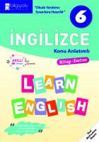 Bilgiyolu - 6.Sınıf - İngilizce - Konu Anlatımlı-(2018-2019)