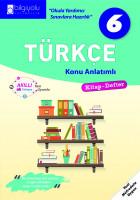 Bilgiyolu - 6.Sınıf - Türkçe - Konu Anlatımlı-YENİ