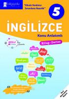 Bilgiyolu - 5.Sınıf - İngilizce - Konu Anlatımlı-YENİ