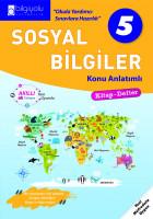 Bilgiyolu - 5.Sınıf - Sosyal Bilgiler - Konu Anlatımlı-YENİ