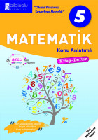 Bilgiyolu - 5.Sınıf - Matematik- Konu Anlatımlı-(2018-2019)