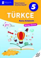 Bilgiyolu - 5.Sınıf - Türkçe - Konu Anlatımlı-YENİ